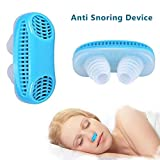 AlexVyan Special 1 Pcs 2 in 1 Anti Snore Air Purifier Nose Breathing