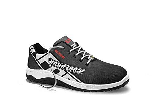 ELTEN IRONFORCE Three S3, Schuhgröße:43 (UK 8.5)