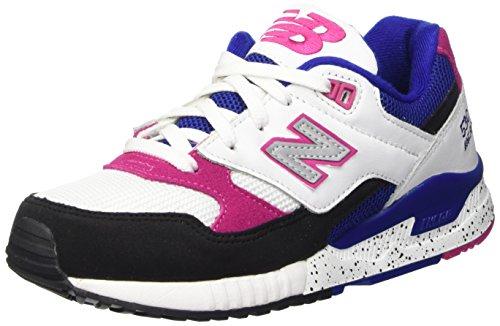 New Balance Nbw530psa, Chaussures de Gymnastique Femme, Blanc, 36,5 EU