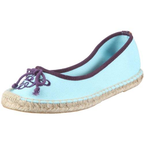 wandelei Viva Espania! Olive 233, Ballerines femme Bleu (Turquoise)