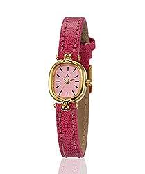 Yepme Seymon Women's Watch - Pink -- YPWWATCH0834