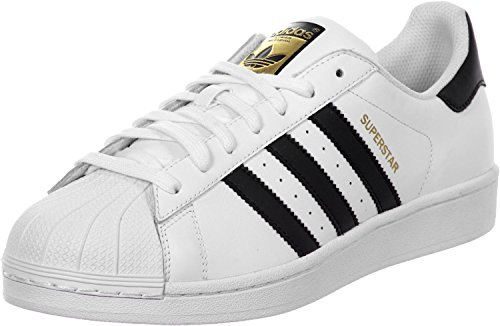 adidas Originals Superstar, Baskets Basses Mixte Adulte