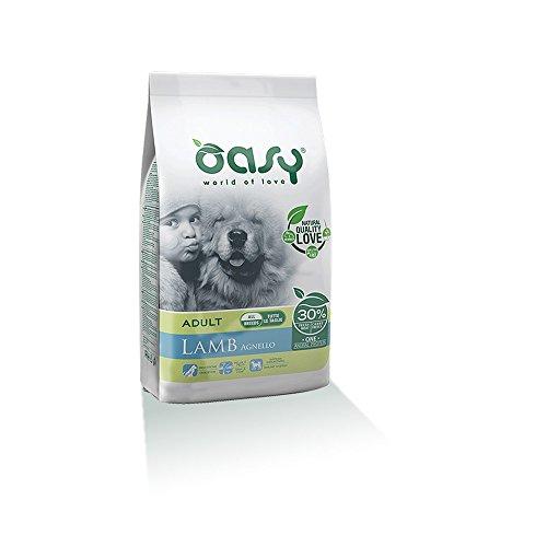 OASY One protein secco cane all'agnello 12kg