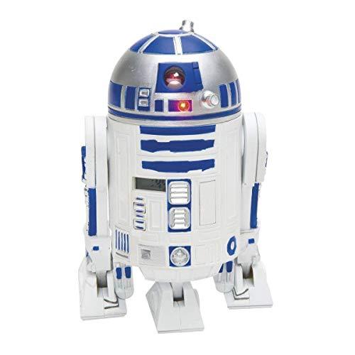 familie24 Star Wars R2D2 Wecker mit Projektion Kinderwecker Alarmclock Uhr