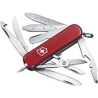 Victorinox Midnite MiniChamp, Rojo, Acero inoxidable - Cubiertos