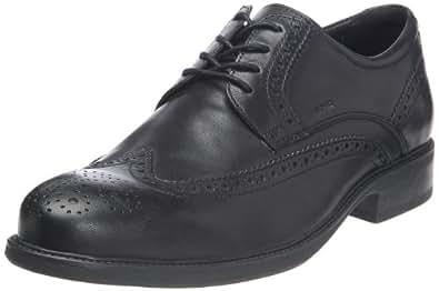 Geox U Carnaby A, Chaussures de ville homme - Noir (Black), 40 EU