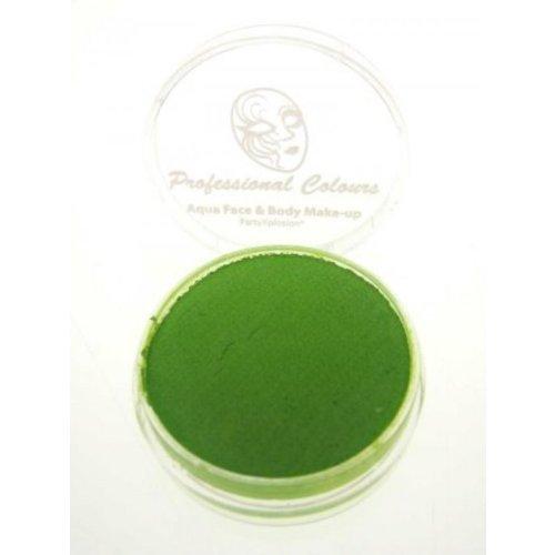 AQUA - Schminke light green ( hell - grün ) 10g