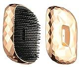 Foolzy Detangling Hair Comb Brush, Detangler Hair Brush For Women Men & Kids
