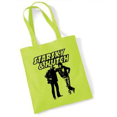 Starsky & Hutch pouf e borsa, colore: verde