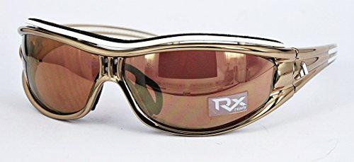 Adidas Sonnenbrille Evil Eye Pro L (A126) transparent/black