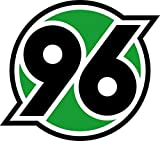 Hannover 96 - Football Club Crest Logo Wall Poster Print -