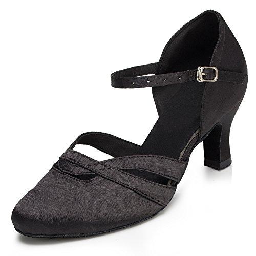 Miyoopark , Salle de bal femme Black-6cm heel