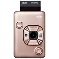 Fujifilm Instax Liplay Pembe Fotoğraf Makinası