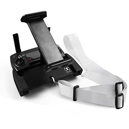 Powerextra Mejorada 2 en 1 Mavic Pro Control Remoto Soporte 4 12 Pulgadas Teléfono Tablet con Correa de Cuello