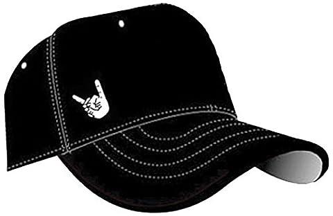 Black Eagle - Black With White Logo
