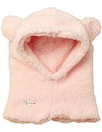b7bb09c5442d Boomly Bébé Chapeau d hiver Neck Warmer Oreillette Chaud Bonnet Echarpe  Beanies Chapeaux Oreille mignon