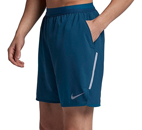 NIKE Distance Flex 7 inches BF Short Gris