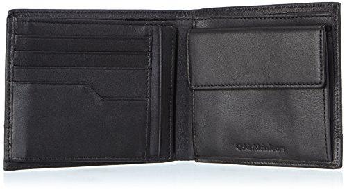 Calvin Klein Jeans NORMAN GIFTBOX 2 K50K500951 Herren Geldbörsen 16x18x3 cm (B x H x T) Schwarz (Black 001)