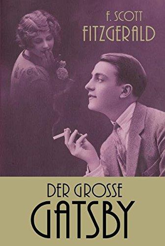 Buchseite und Rezensionen zu 'Der große Gatsby' von F. Scott Fitzgerald