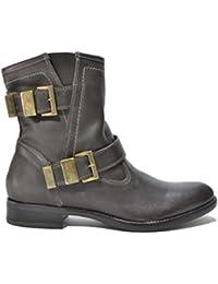 Amazon.fr   Biker boots ou motard - Nero Giardini   Bottes et ... 3100dae731c2
