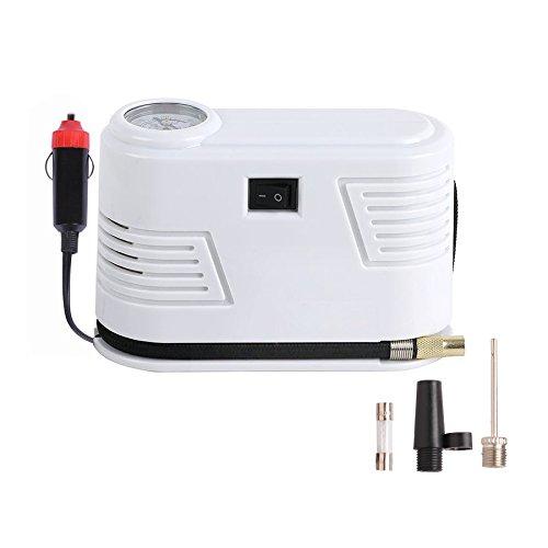 Air Compressor Luftkompressor, tragebar bis 150 PSI Für Auto Motorrad Fahrrad Basketball / Schneller aufblasen / Bildschirm klarer