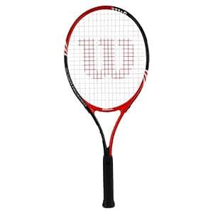 Wilson Roger Federer 25 Raquette de tennis junior Rouge