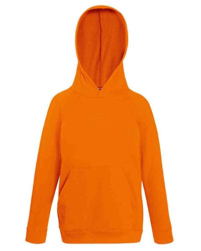 Mischief Ages 1-15 Boys Girls Plain Fleece Hoodie Unisex Childrens Hooded Sweatshirt Pullover Hoody 30+ Colours