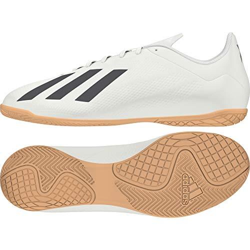 adidas Herren X Tango 18.4 IN Futsalschuhe, Mehrfarbig (Casbla/Negbás/Dormet 0), 44 EU