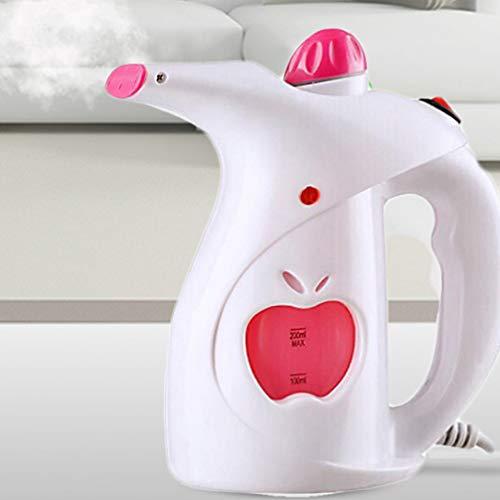 Kungfu Mall Portable Handheld Kleidungsstück Stoff Kleidung Dampfer Eisen Dampfreiniger Dampf 800W (Stoff 800 Watt Dampfer Handheld)