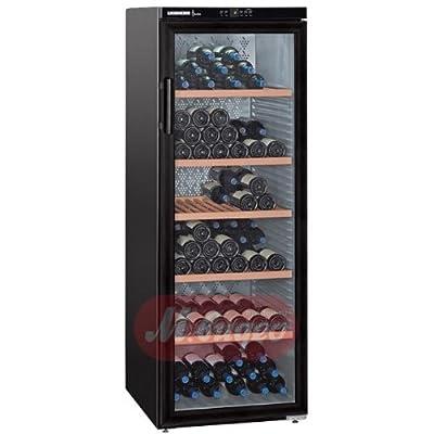 Liebherr WKB 4212 - wine coolers (freestanding, Black, 5 - 20 °C, Black, SN, ST, A) from Liebherr