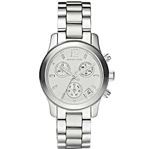 Michael Kors Damen-Armbanduhr XS Chronograph Quarz Edelstahl MK5428