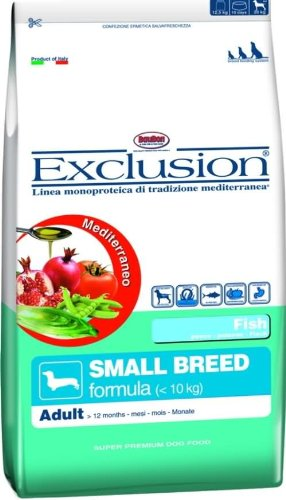 Exclusion Cane Adult Fish Small 800 Gr