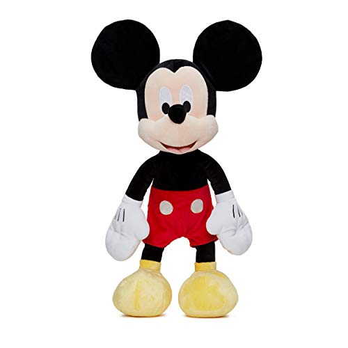 Famosa Softies- Mickey Mouse Club House Peluche Infantil Disney, 43 cm (700004807)