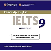 Cambridge IELTS 9 Audio CDs (2): Authentic Examination Papers from Cambridge ESOL (IELTS Practice Tests) by Cambridge ESOL (2013-07-31)