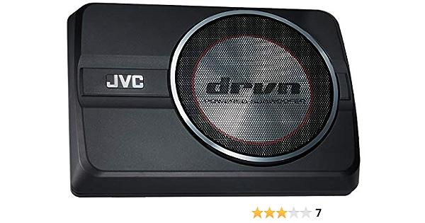 Jvc Cw Dra8 Aktiv Subwoofer Navigation