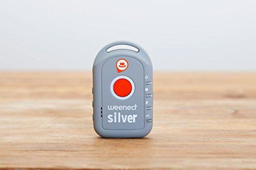 Weenect Silver GPS Tracker für Senioren Abbildung 2