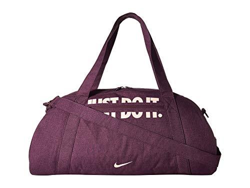 Nike Damen Gym Club Sporttasche, Weinrot/Rosa