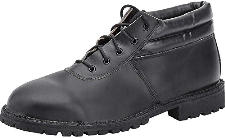 Paredes SP5012 NE49 Magnum – Zapatos de seguridad S3 talla 49 NEGRO