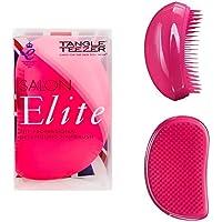 Salon Elite Tangle Teezer Professional Detangling Hairbrush, Pink