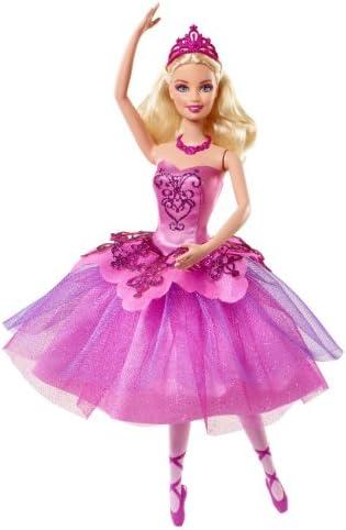 Mattel Barbie Poupée bbm00 – Ballerine de de de Noël, B00C6PU7O6 0263e2
