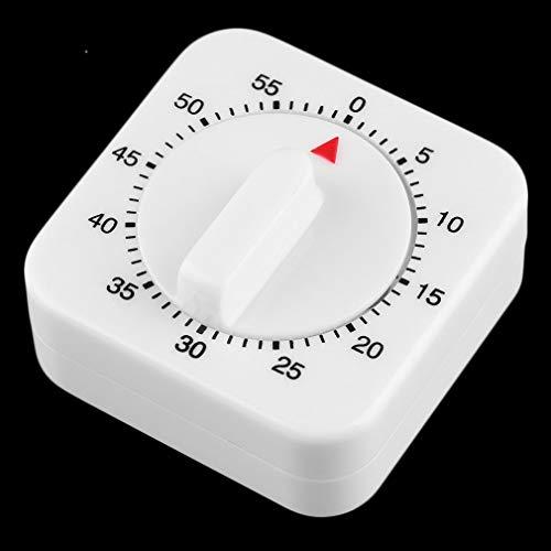 Hemore Piazza 60 Minute Küche Mechanische Küche Timer Vorbereitung Cibi Kochen Haus und Küchenutensilien -
