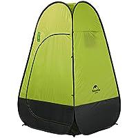 XHEYMX-tent Tienda de campaña, Tienda de campaña Individual, Verde Negro Carpa Infantil