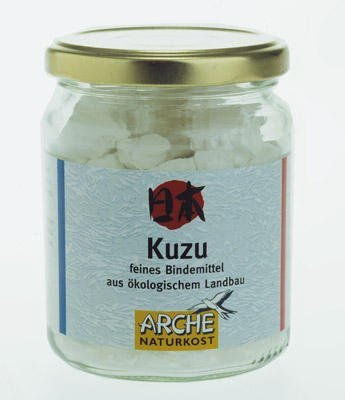 Kuzu Bindemittel, Bio