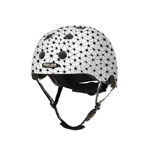Melon Helmets Urban Active Story Fahrradhelm, Synapse, 52-58 cm