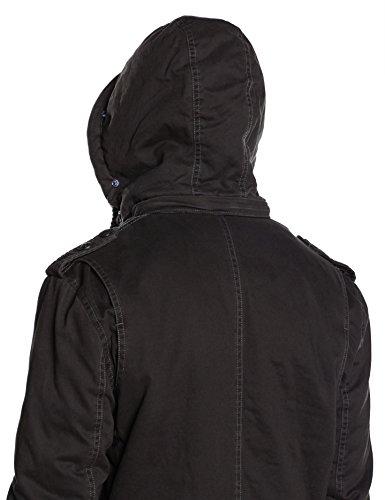 Brandit Herren Jacke Ayden Jacket Men Schwarz (Black 2)