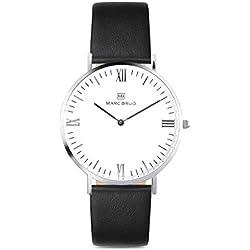 Marc Brüg Ladie's Minimalist Watch Chelsea 36 Hygge
