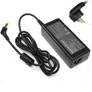 Esky™ 19V 3.42A Alimentation Ac Adaptateur Chargeur PC Portable pour Toshiba Pa-1650-21...