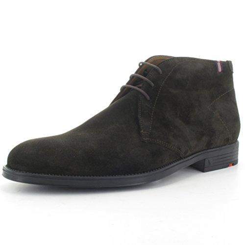 LLOYD , Chaussures à lacets et coupe classique homme Sépia