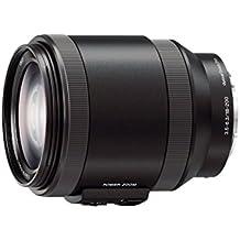 Sony SELP18200 lente de cámara - Objetivo (Telefoto, MILC / SLR, 17/12, 18 - 200 mm, Sony E, 27 - 300 mm)