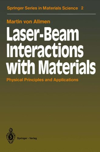 eBookStore: Laser-Beam Interactions with Materials: Physical Principles and Applications (Springer Series in Materials Science)